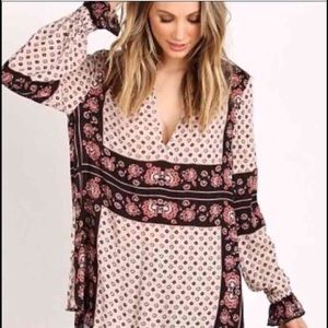 Free People Changing Times tunic